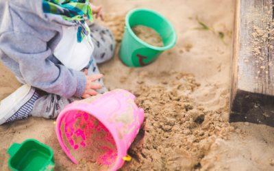 Jaki piasek do piaskownic wybrać?
