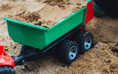 Jaki jest najlepszy piasek do piaskownic?